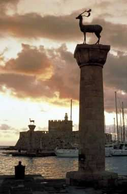 Rhodes (Rodos) Island, Greece, Yacht Charter in Greece