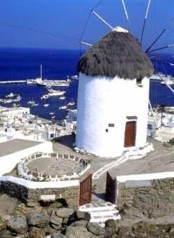 Mykonos (Mikonos) Island, Yacht Charter in Greece