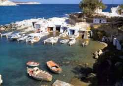 Milos Island, Greece, Yacht Charter in Greece