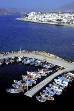 Paros Island - Yachts Base, Yacht Charter in Greece